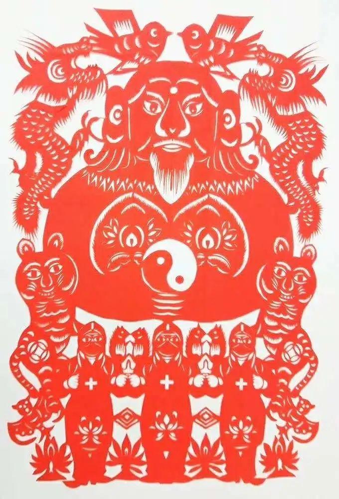 陈竟:纸尖上的锦绣中华,血脉里的民俗梦