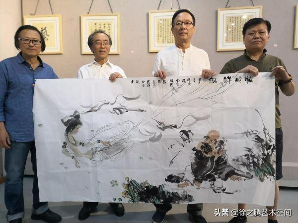 不忘初心_颂扬新时代_-庆祝新中国成立70周年文化养生艺术展