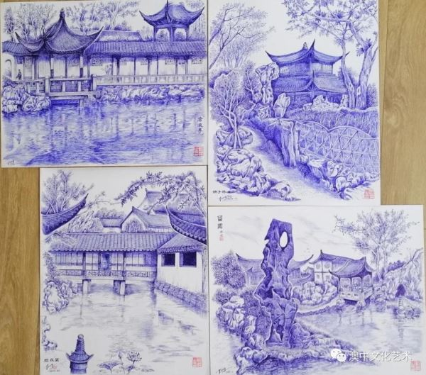 滕飞:苏州四大古典园林