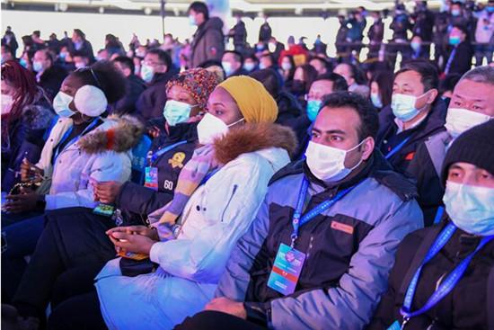 第五届吉林雪博会开幕_:助力冬奥做强冰雪经济