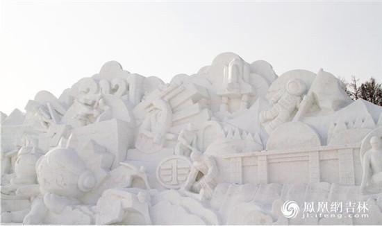 第十九届中国长春净月潭瓦萨国际滑雪节启幕